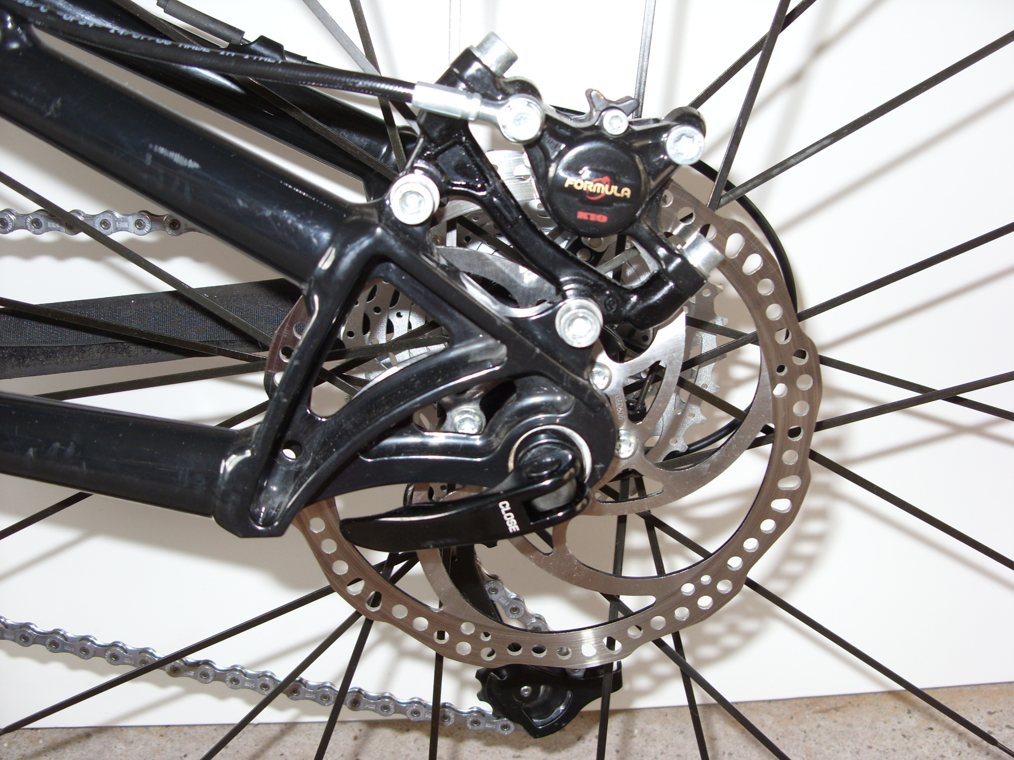 схема тормозов для велосипеда