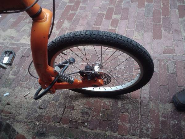Вилка своими руками велосипед